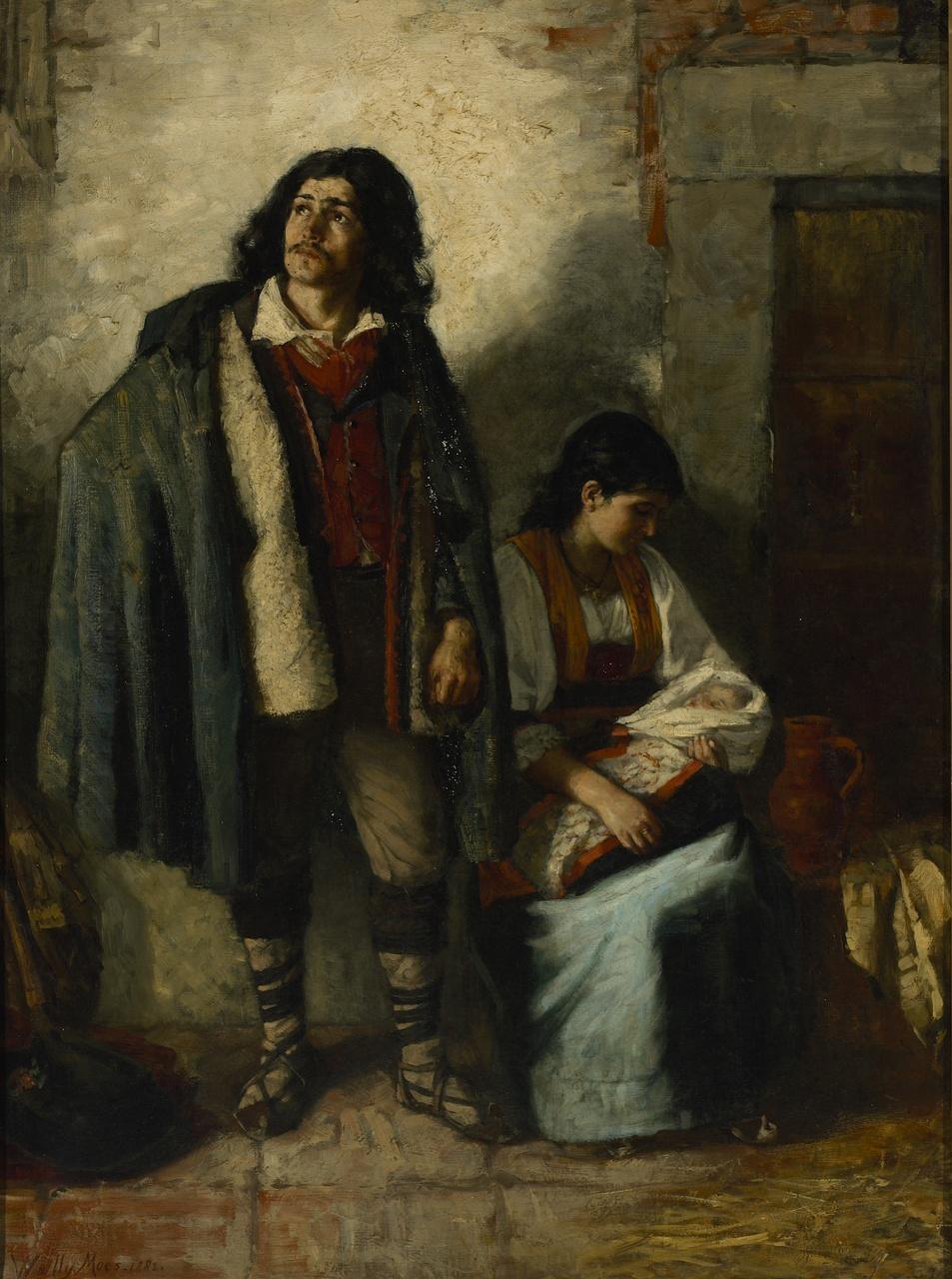 Zigeuners (Trekvogels), Wally Moes