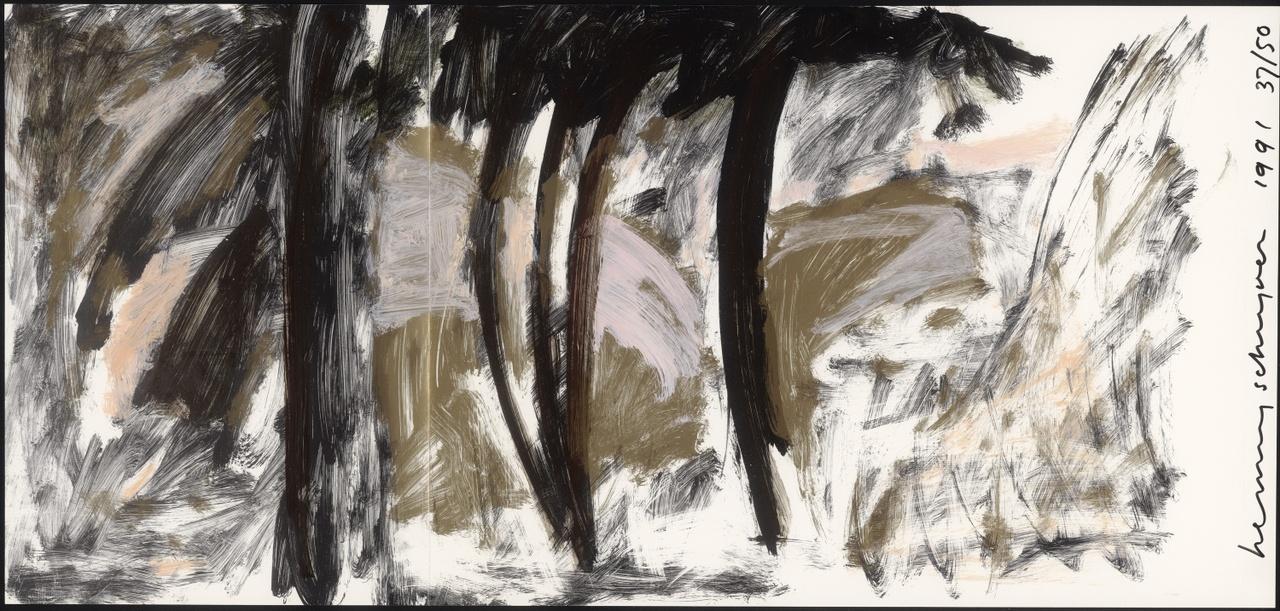 Kunstuitgave 1990/1991 Bellamy 19, Vlissingen