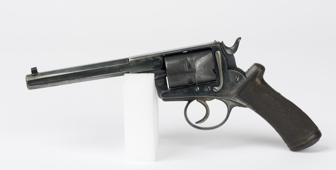 Revolver, Francotte