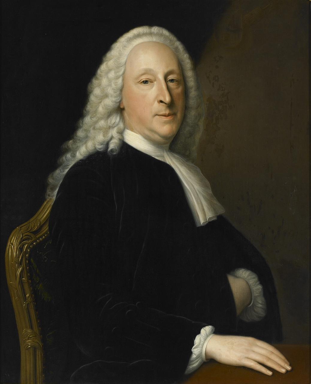 Mr. Wilhem van Citters (1685-1758), Jean Appelius
