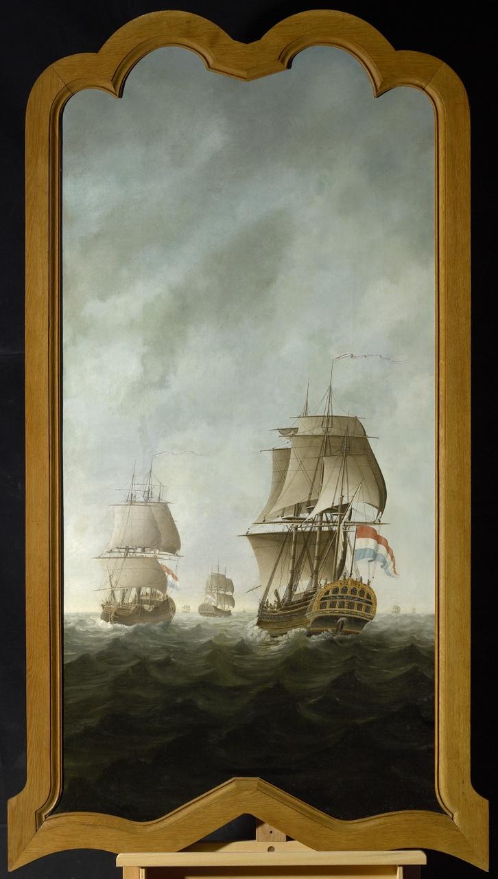 Het schip Borsele, anno 1759, Anoniem