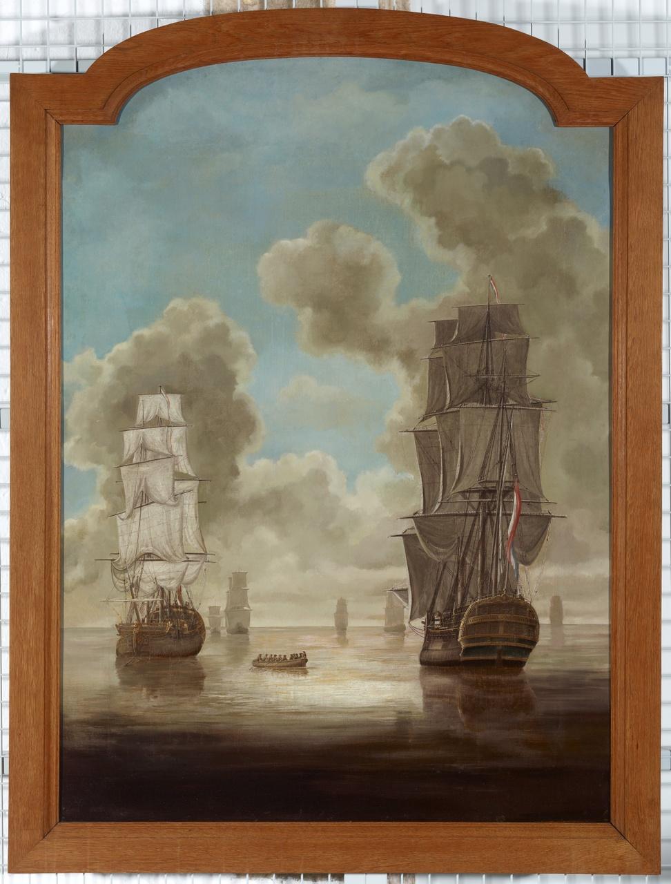 Het schip Middelburg, Anoniem