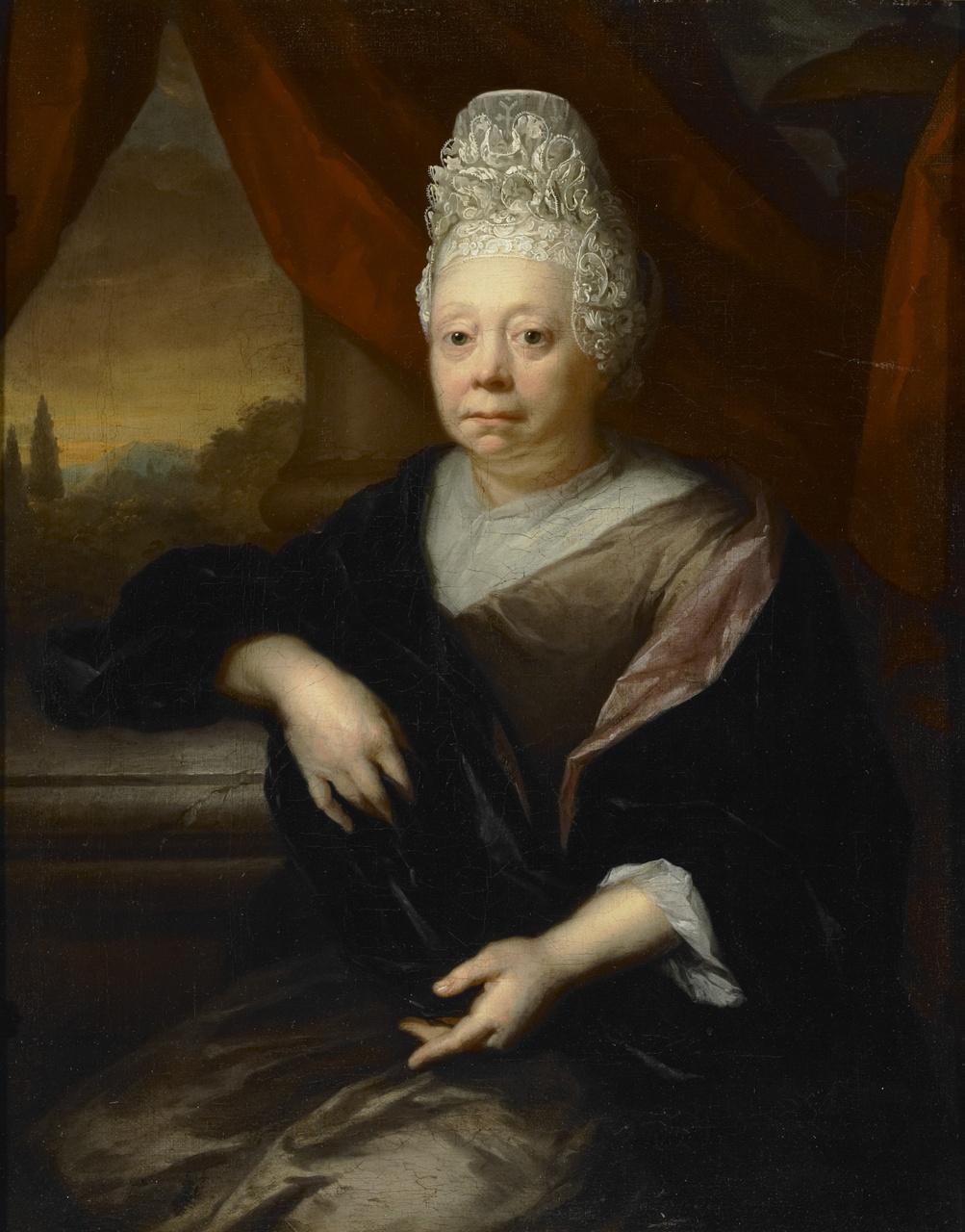 Erckenraet Berck (1628-), gehuwd met Adriaan Snouck, Arnold Boonen