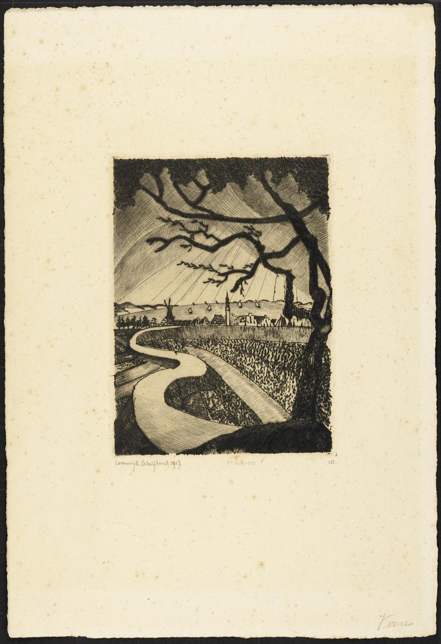 Veere, Lodewijk Schelfhout