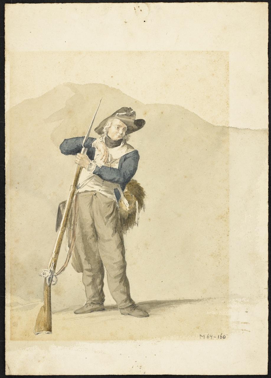 Fuselier, Johan Pieter Bourjé