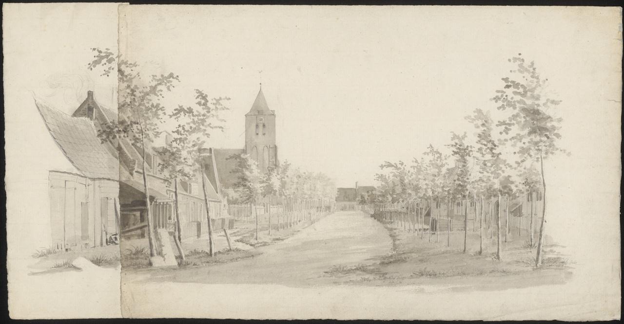West Souburg, Johan Pieter Bourjé