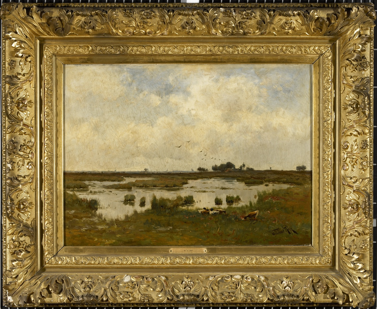 In de Peel (Limburg), Willem Cornelis Rip