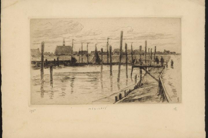 Haven van Yerseke, Carel Nicolaas Storm van 's-Gravesande