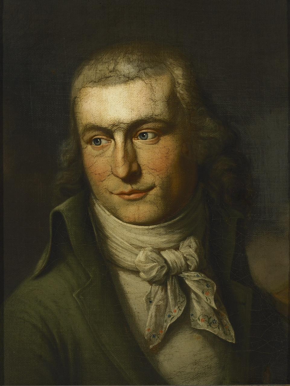 Johan Pieter Bourjé (1774-1834), gehuwd met Maria Johanna van de Kruysse, Anoniem