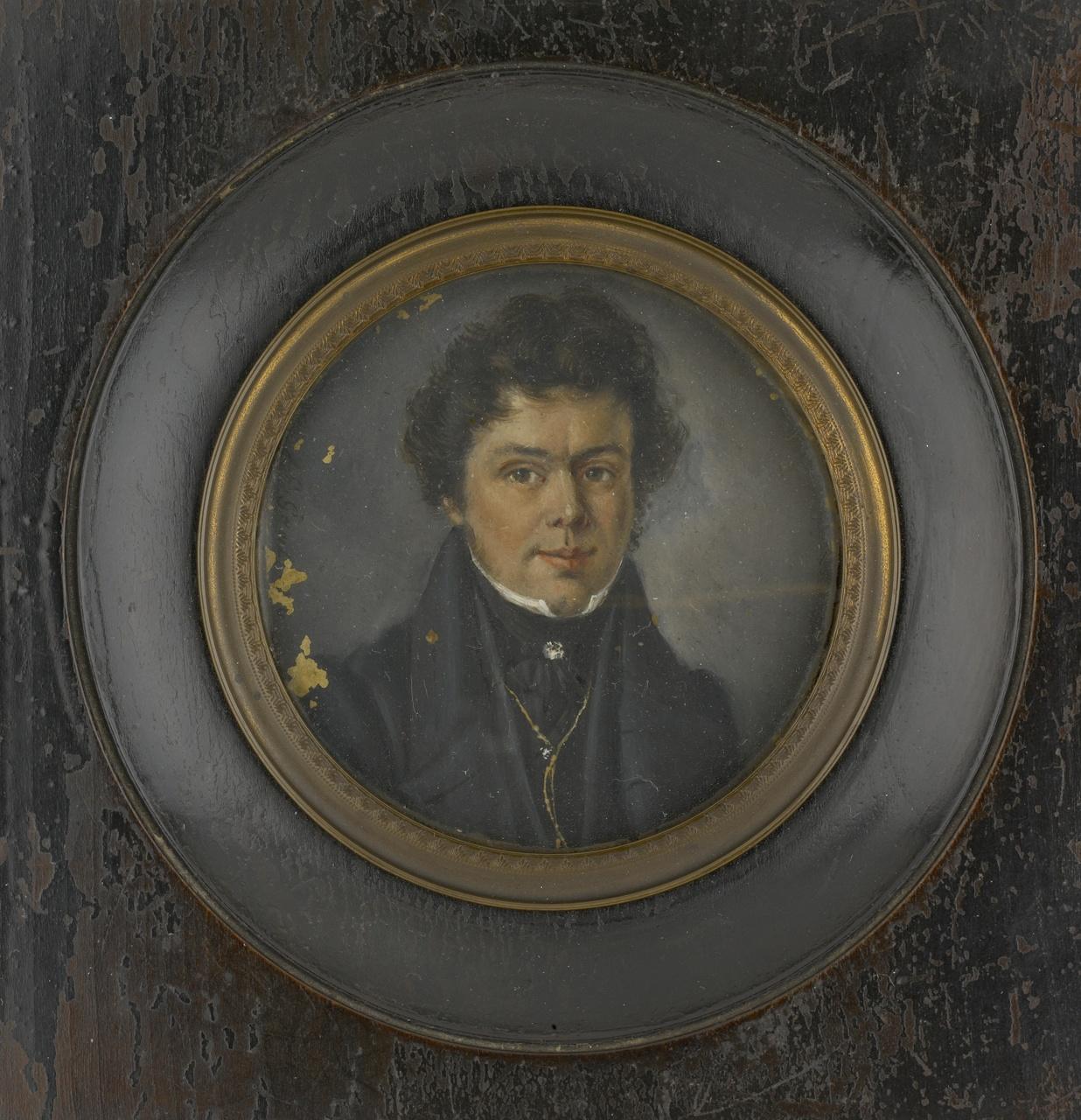 Hermanus Bourjé (1804-1834), Jacobus Cornelis Gaal