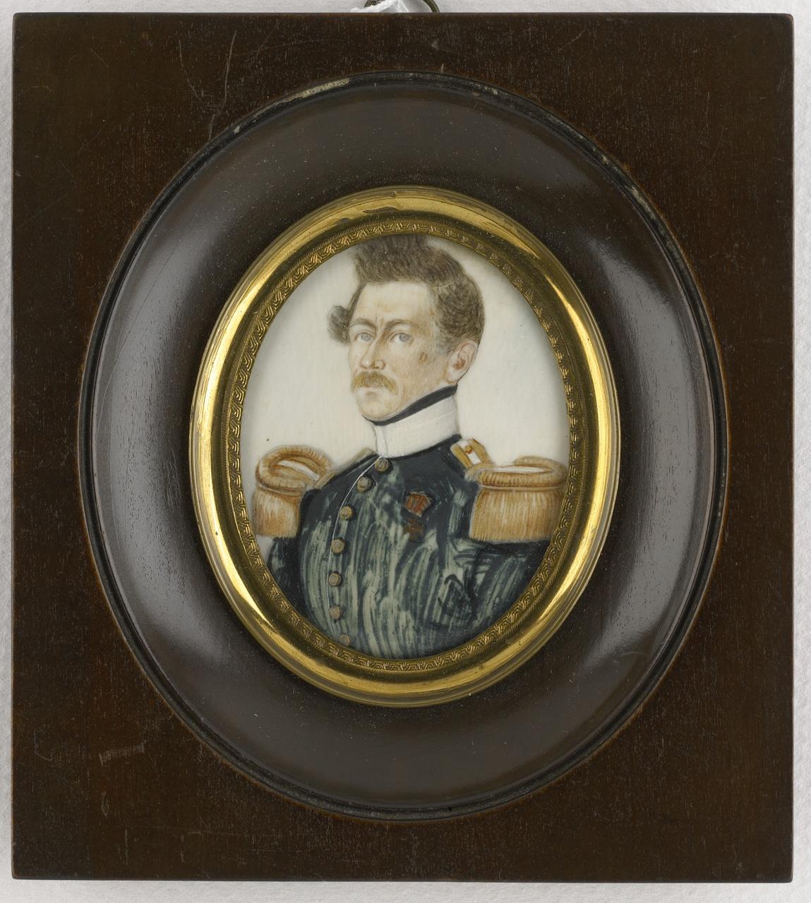 Nicolaas Mispelblom van Altena (1810-1899), Anoniem