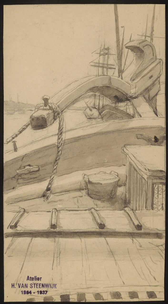 Zeeuwse typen, Hendrik van Steenwijk