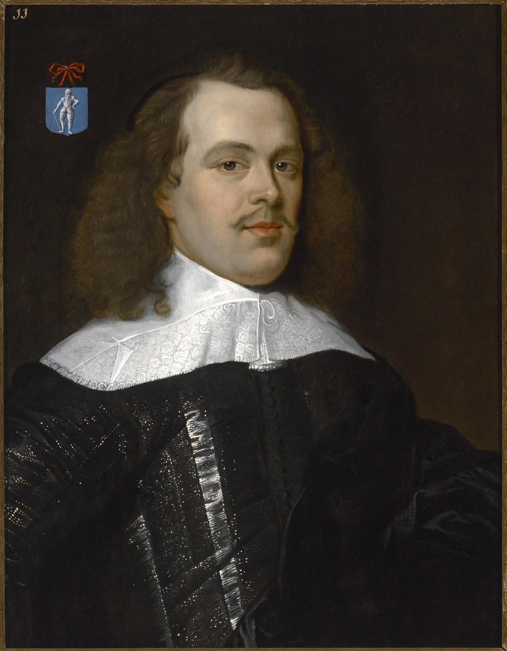 Marinus van Crommon (1629-1687), echtgenoot van Isabella van der Stringe, Hendrick Berckman