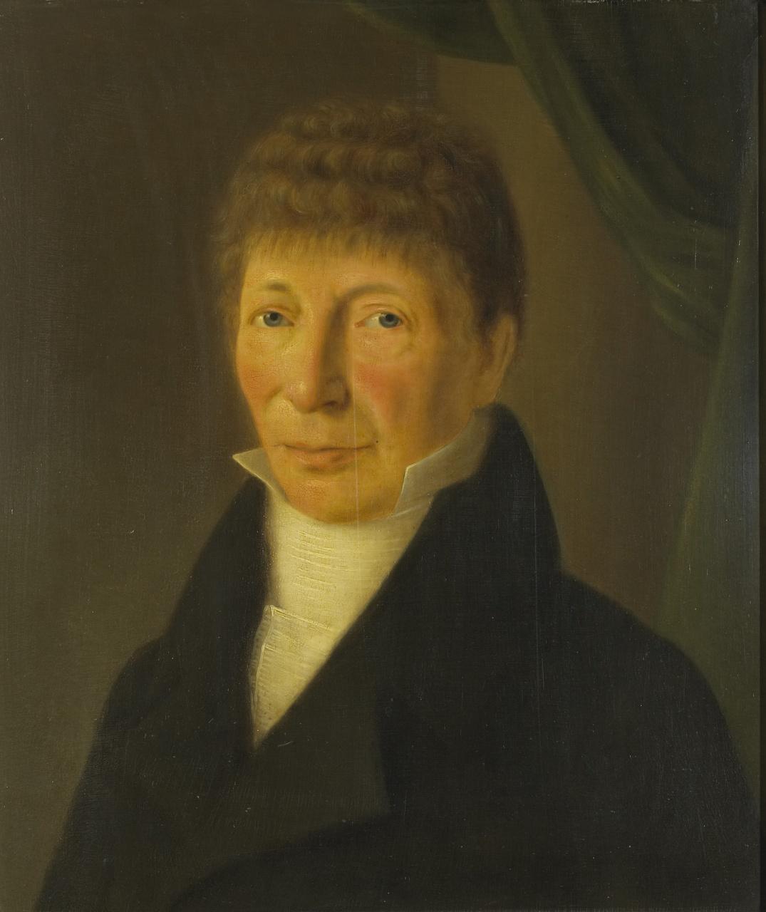 Mr. Engelbert Johan van der Mandere, Anoniem