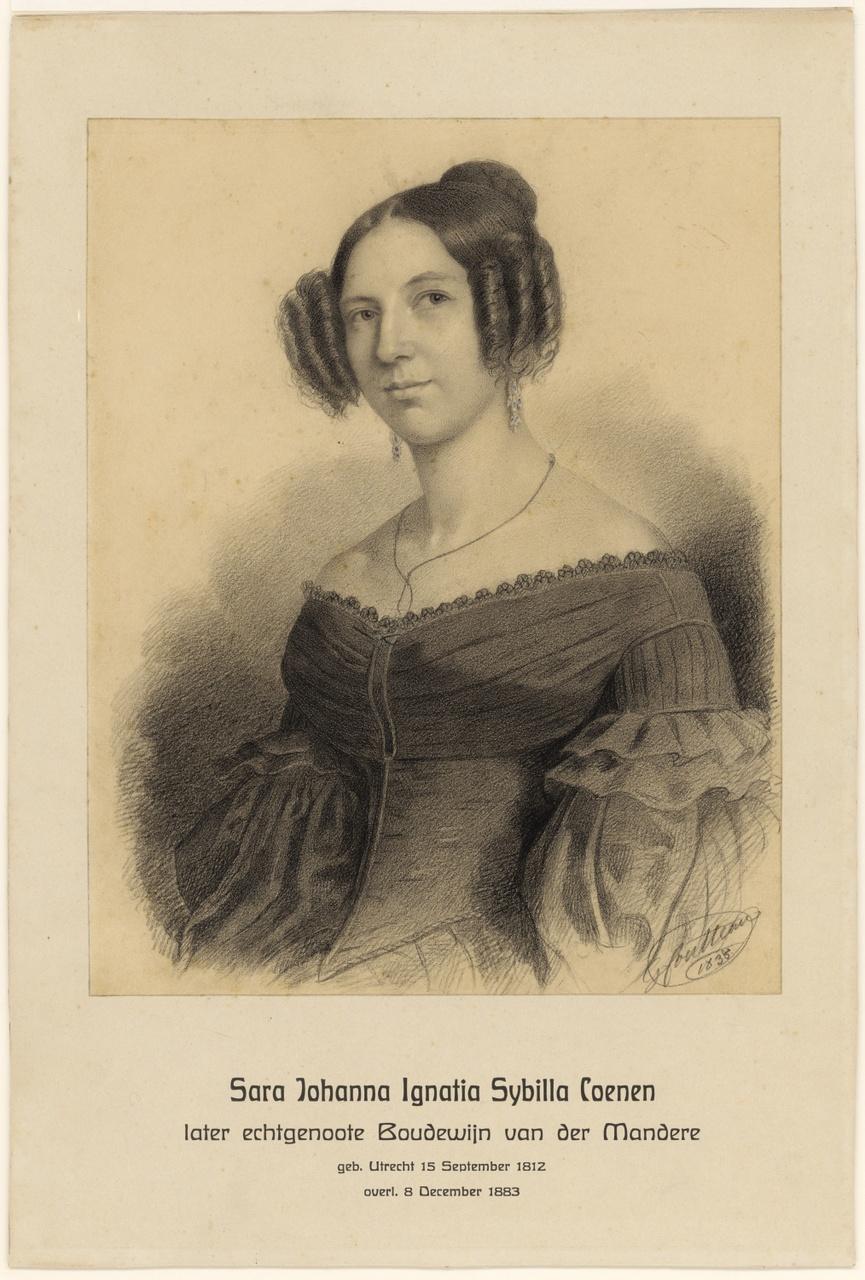 Sara Johanna Ignatia Sybilla Coenen, G. Foutteau