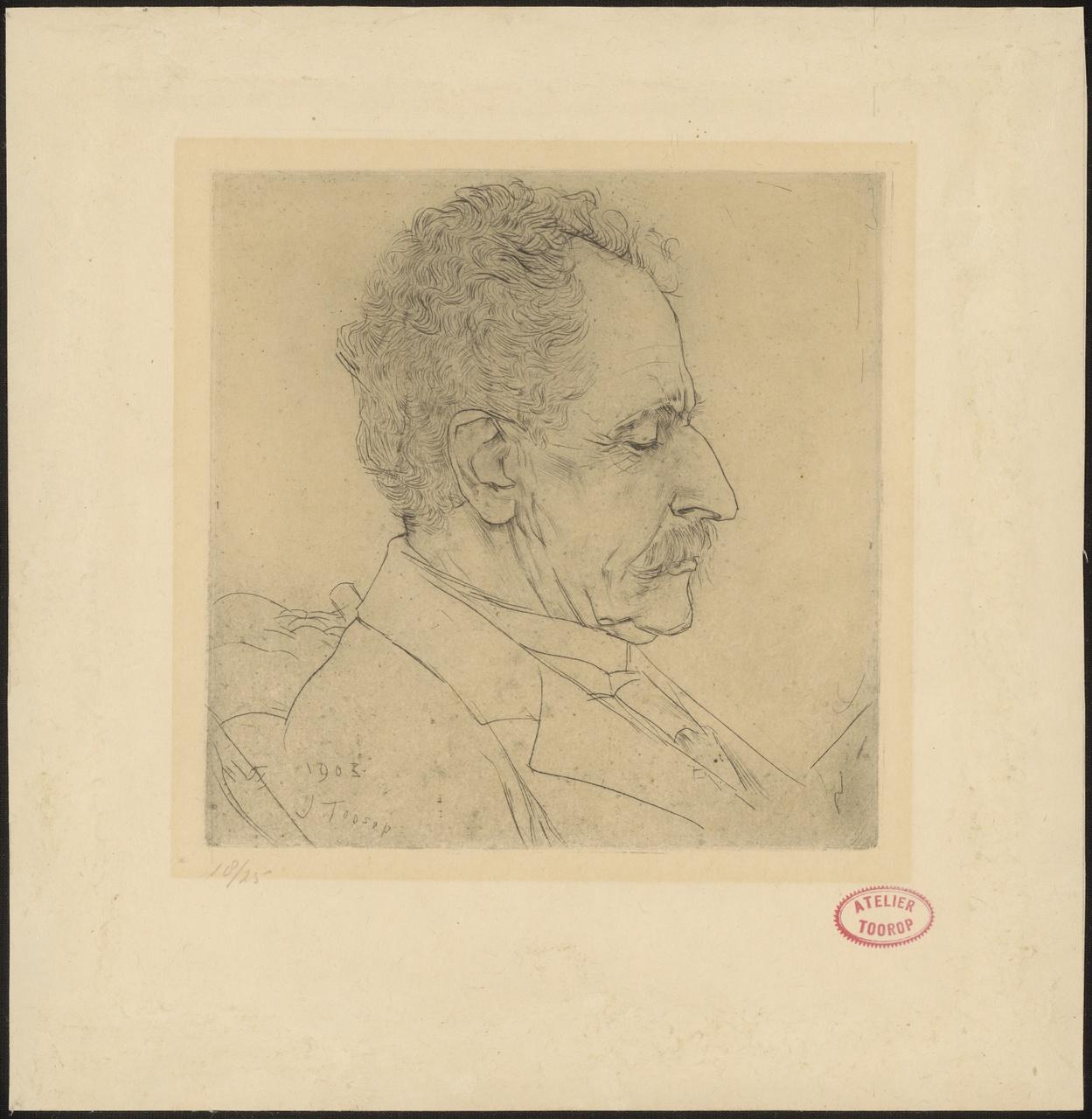 Generaal Drabbe (1839-1916), Jan Toorop