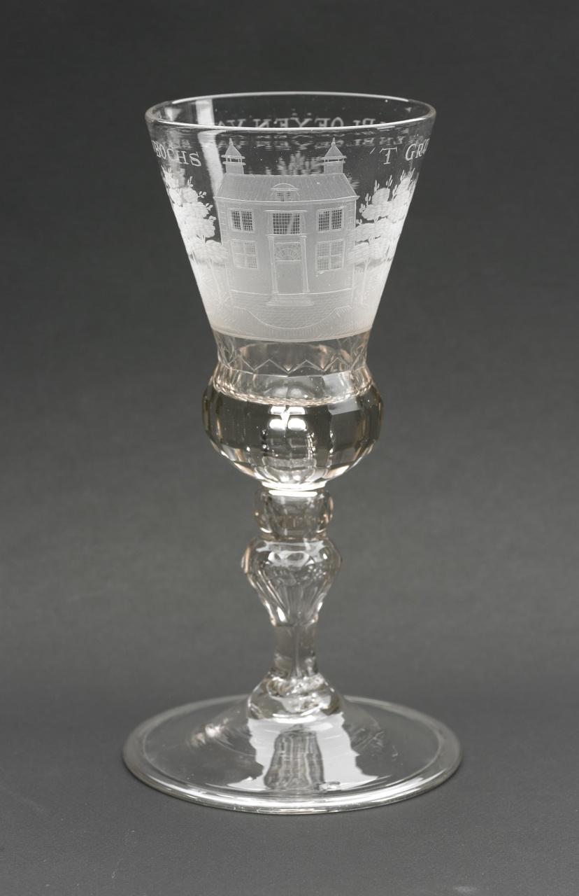 Kelkglas 't Groeyen en Bloeijen van Berkenbochs