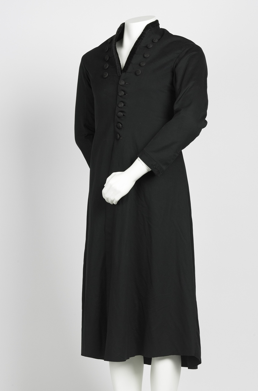 Protestantse geklede jas