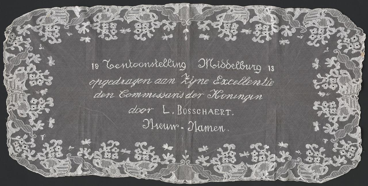 Strook 'Brusselse Kant', L. Bosschaert