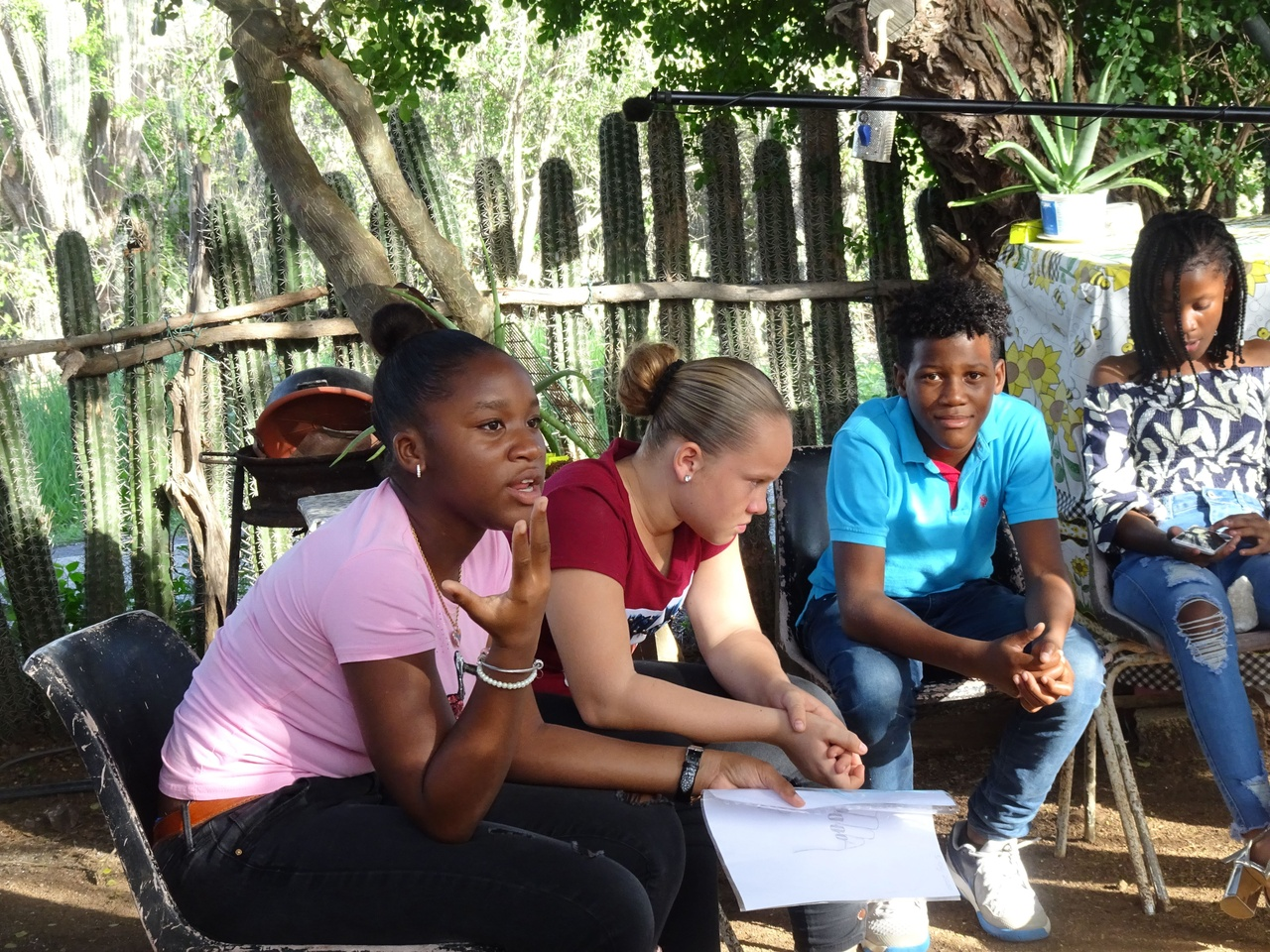 MBK educatie Curacao