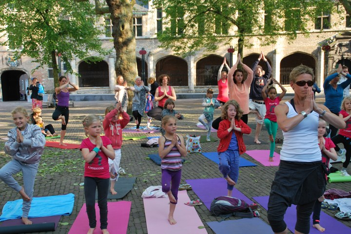 Yoga Health Event Zeeland
